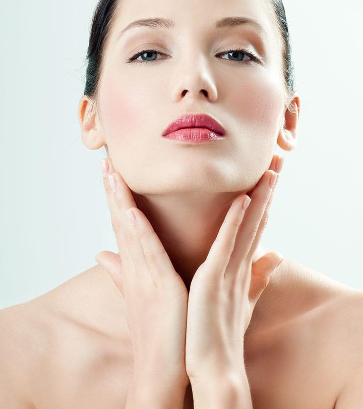 درمان چین و چروک های پوست و گردن