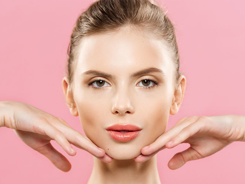 کشیدن پوست صورت (دائمی)