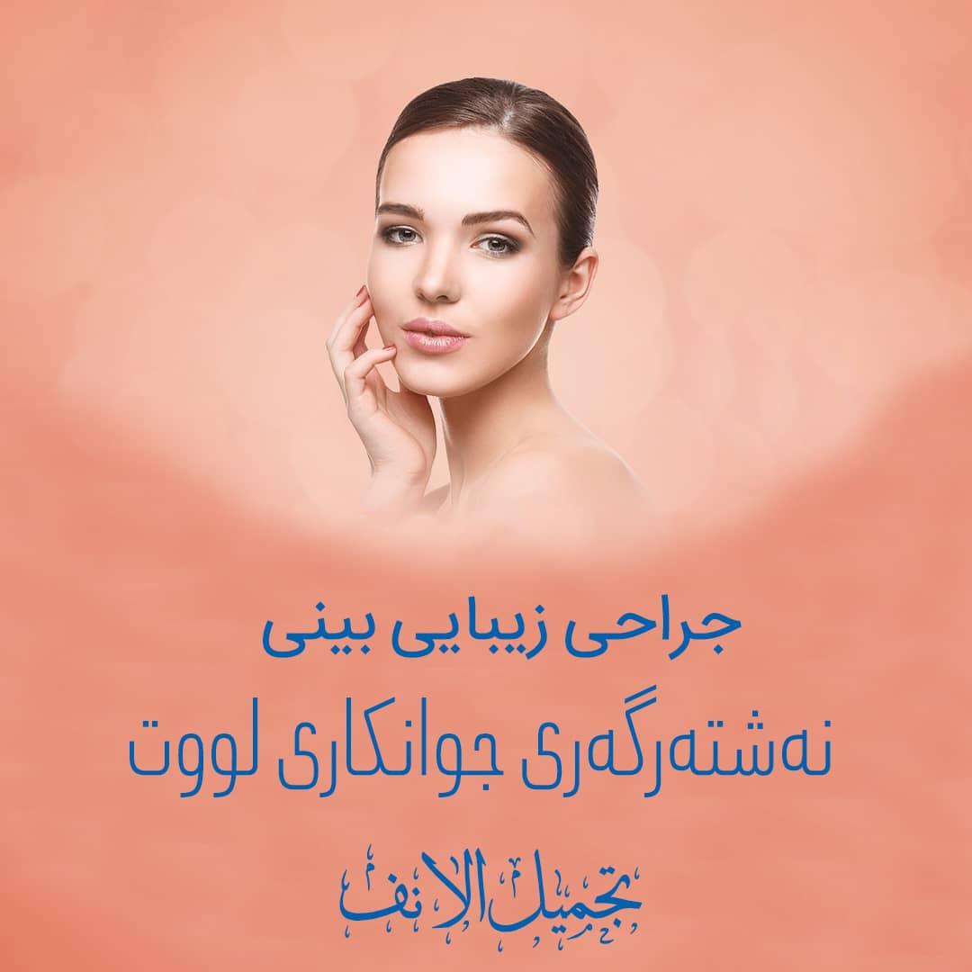 مهمترین اطلاعات : جراحی زیبایی بینی